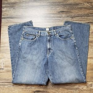 j crew relaxed Jean's nwt, 36 x 34